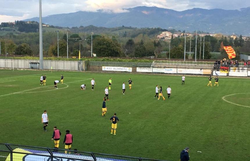 Calcio, Pareggio Per Il Poggibonsi Contro Il Valdarno - Valdelsa.net