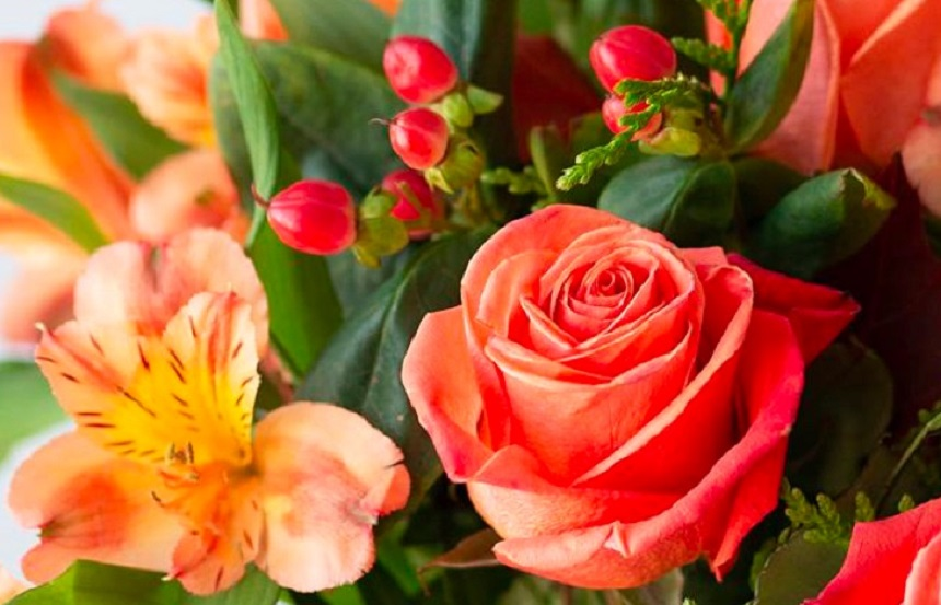 Fiori Online.Fiori Bouquet Ordina Fiori Online Floraqueen Regalo Autunno