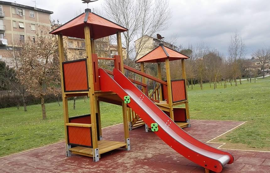 Giochi bambini poggibonsi investimento valdelsa