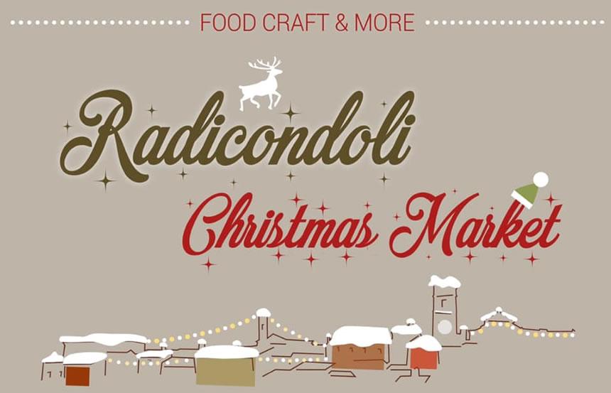 Tutto Pronto Per La Prima Edizione Del Radicondoli Christmas Market - Valdelsa.net