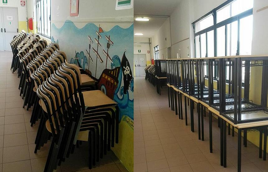 Poggibonsi scuole arredi for Nuovi arredi