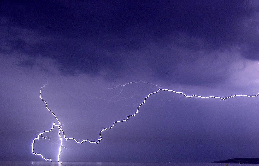 Pioggia Temporale Maltempo Sovicille Brenna San Gimignano - Valdelsa.net