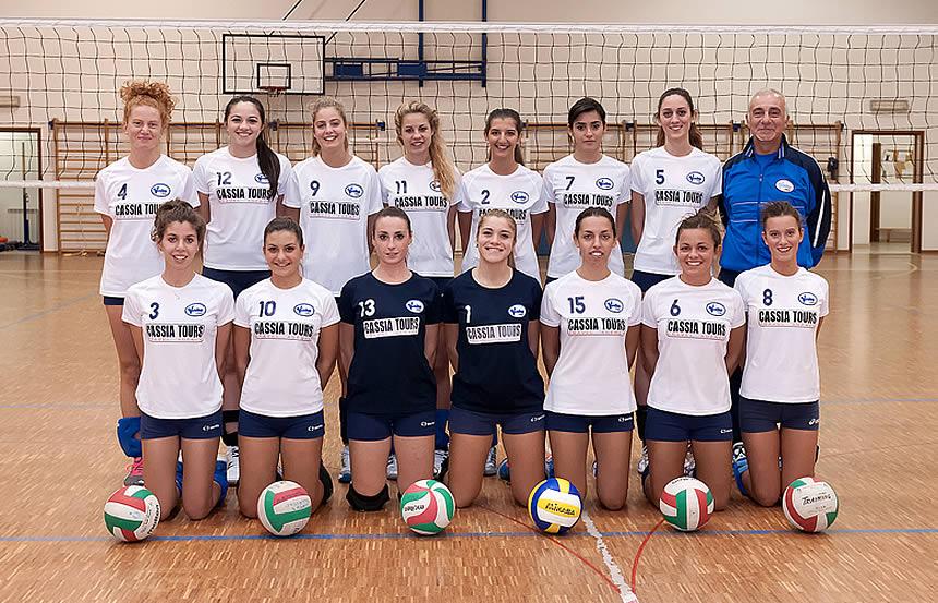 Pallavolo Femminile Bagno A Ripoli : Serie b femminile il team acqua di bolgheri volley cecina gioca a